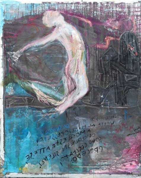 il-funambolo Manuel Baldassare Artist 2002