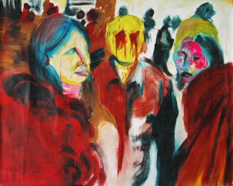 vuoto-al-vernissage - Manuel Baldassare Artist 2011
