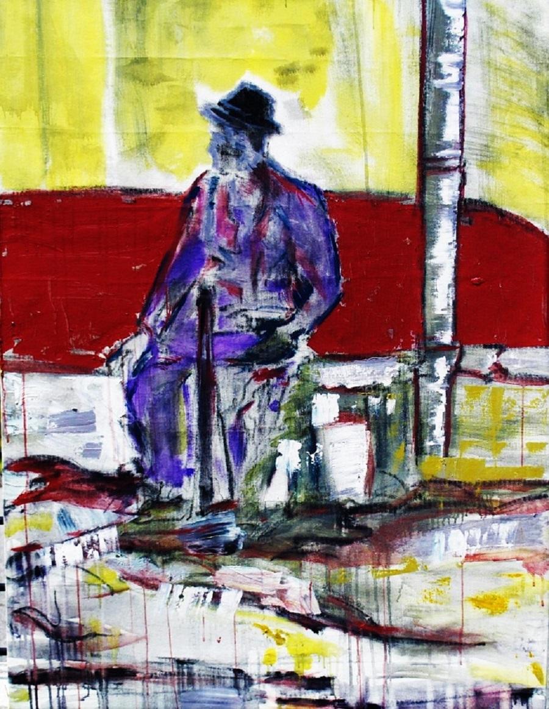 Pessoa - Manuel Baldassare Artist 2012