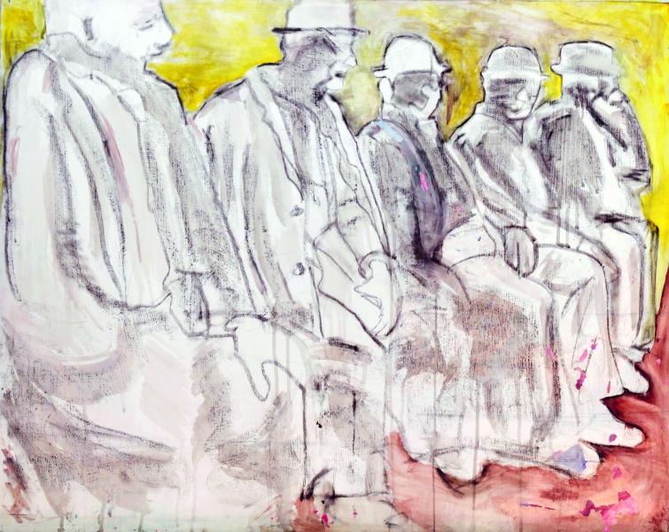gli amici di sempre -Manuel Baldassare Artist 2012