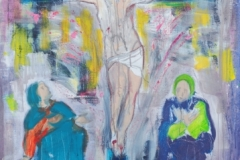 crocifissione- Manuel Baldassare Artist 2013