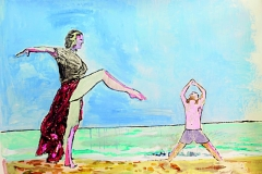 danza-a-faro - Manuel Baldassare Artist 2018