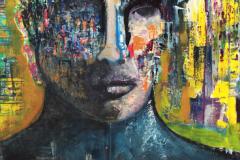 l'assente - Manuel Baldassare Artist 2016