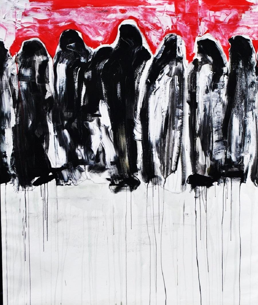beduines - Manuel Baldassare Artist 2013