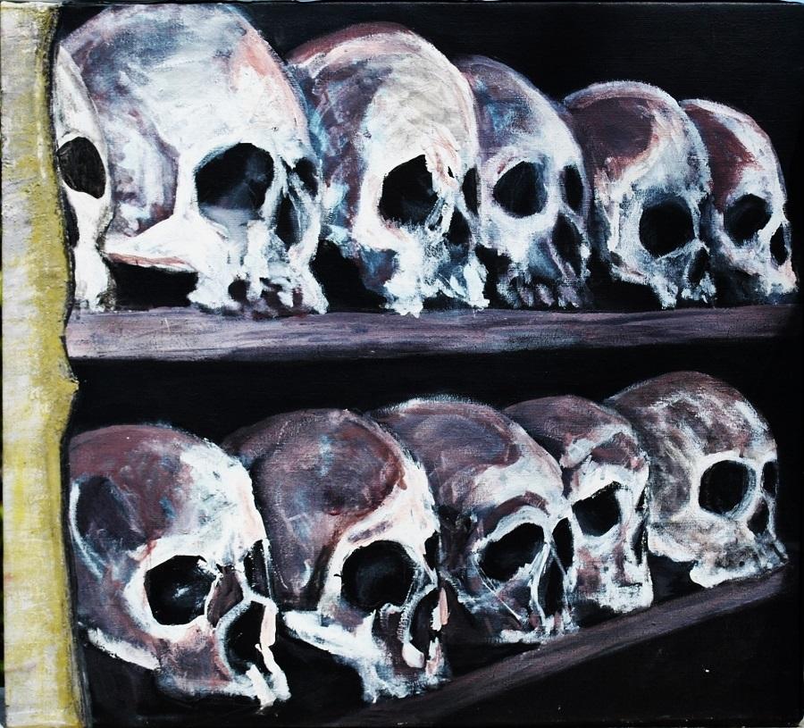 omaggio a Carmelo Bene - Manuel Baldassare Artist 2013