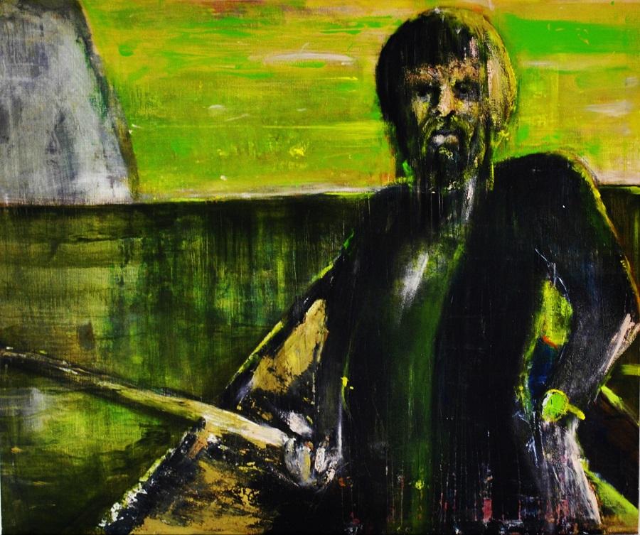 Caronte - Manuel Baldassare Artist 2014