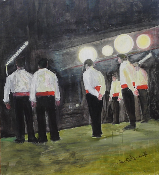 I madrigalisti - Manuel Baldassare Artist 2012