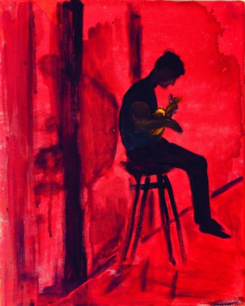mandolino - Manuel Baldassare Artist 2012