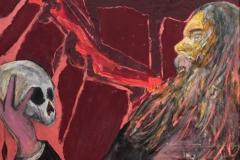 hamlet-pttheatree - Manuel Baldassare Artist 2014