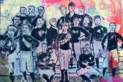Udinese 1896 Campione d'Italia  - Manuel Baldassare Artist 2019