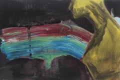 nudo-con-arcobaleno - Manuel Baldassare Artist 2015