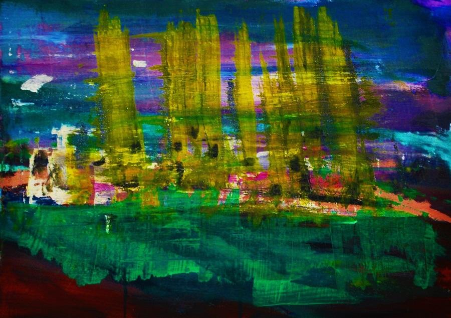 La grava di San Pauli - Manuel Baldassare Artist 2014
