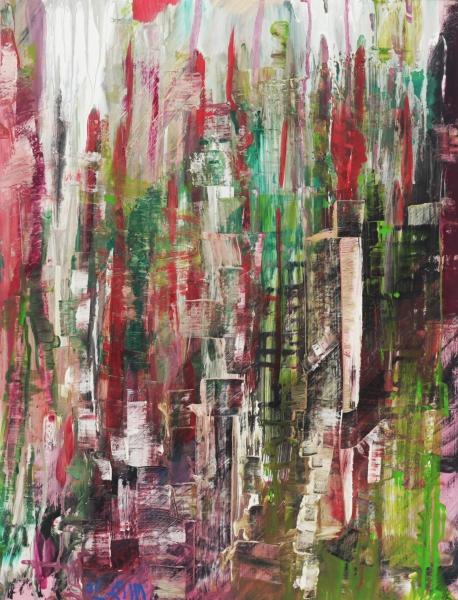 guardabosco -Manuel Baldassare Artist 2014