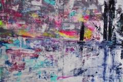 un'alba o tramonto - Manuel Baldassare Artist 2014