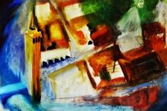 Piazza del Popolo S.Vito - Manuel Baldassare Artist 2010