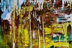 ampia veduta di Venezia - Manuel Baldassare Artist 2014
