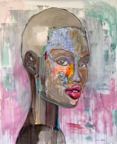 lacrime d'oro - Manuel Baldassare Artist 2019