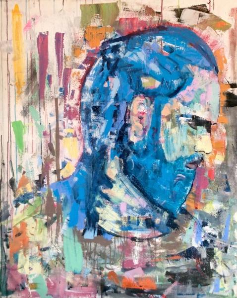 hybrid - Manuel Baldassare Artist 2019