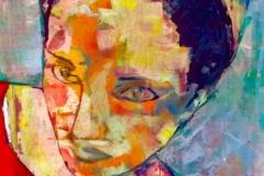 the hair styler - Manuel Baldassare Artist 2019