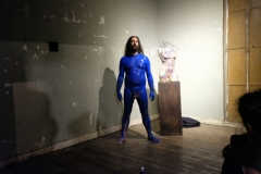 Manuel Baldassare,  performer Thessaloniki 2019