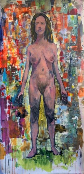 La Musa Manuel Baldassare Artist 2019