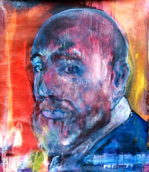 the-book-seller-Manuel-Baldassare-Artist-2020