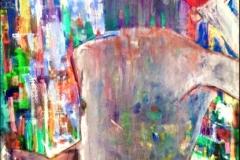 Adam-in-the-garden-of-Eden-Manuel-Baldassare-artist-2020